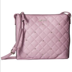 Nine West Pink Adelina Crossbody purse